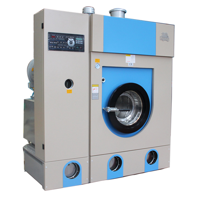 GXQ series fully automatic fully enclosed dry cleaning machine